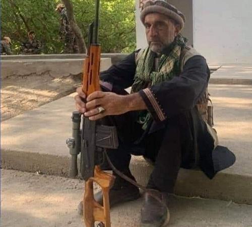 بلایی که طالبان سر یکی از رهبران مقاومت آورد+عکس