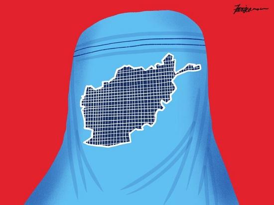 بلایی که طالبان بر سر زنان آورد+عکس