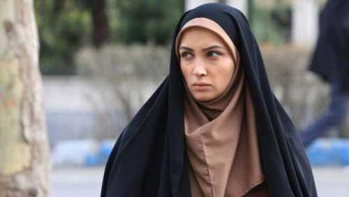 پخش سریال بازیگر زن مهاجرت کرده ایرانی از تلویزیون+عکس