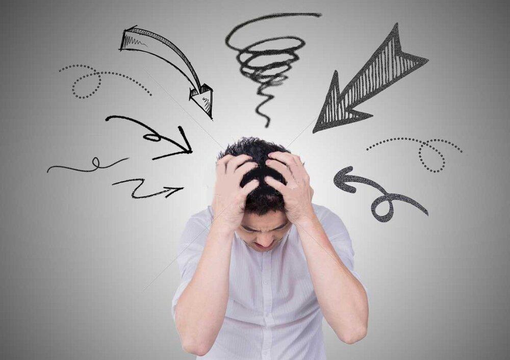 استرس خطر حمله قلبی را 90 درصد افزایش میدهد