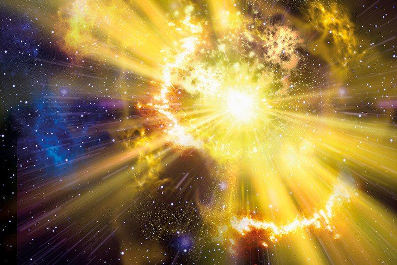 پیش بینی  درخشش دوباره یک ابرنواختر در سال 2037