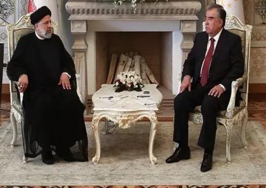 امضای هشت سند همکاری میان ایران و تاجیکستان