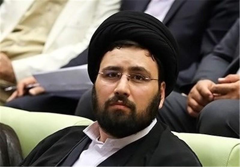 پیام سید علی خمینی صادر شد