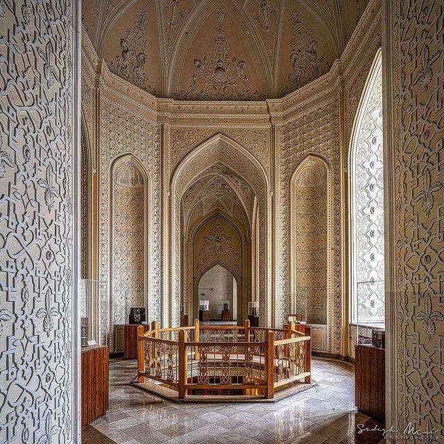 تصویر فوق العاده از موزه پست و تلگراف تهران+عکس