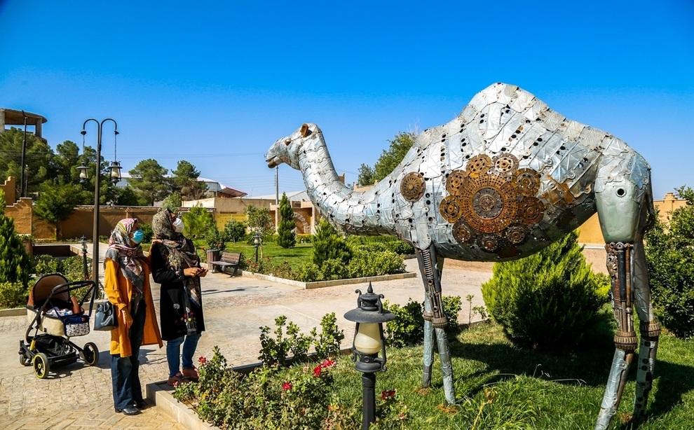 باغوحش فلزی در ایران