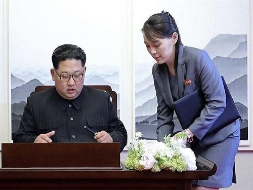 نظر خواهر رهبر کره شمالی اعلام شد+عکس