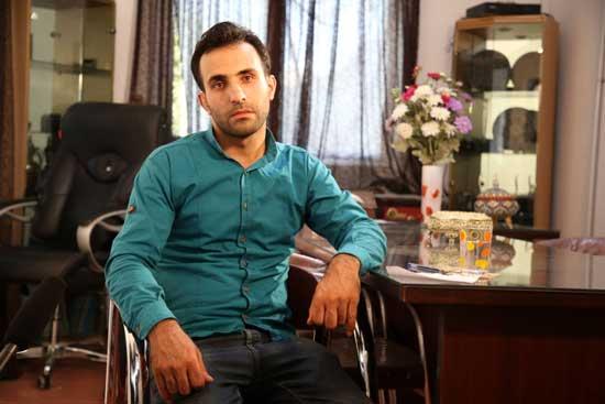 جوان ۳۰ ساله تهرانی که پدر ۴۰ کودک است+عکس