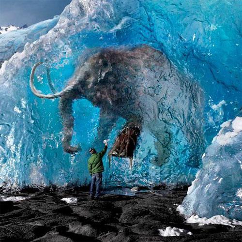 کشف یک ماموت ۹ هزار ساله در سیبری به شکل سالم+عکس