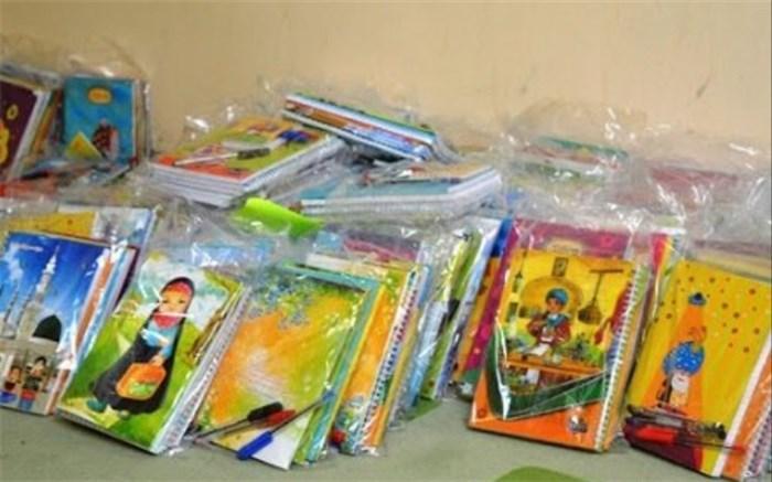 حدود ۳ هزار بسته نوشتافزار بین دانشآموزان سیستان و بلوچستان توزیع شد