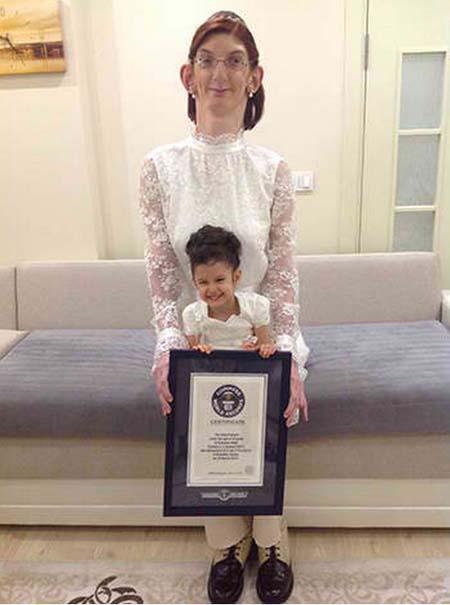 دختر ترکیه ای دنیا را شوکه کرد+عکس