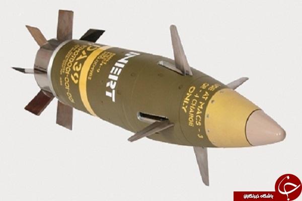 موشکهای هدایت شونده لیزری برای ساقط کردن پهپادها