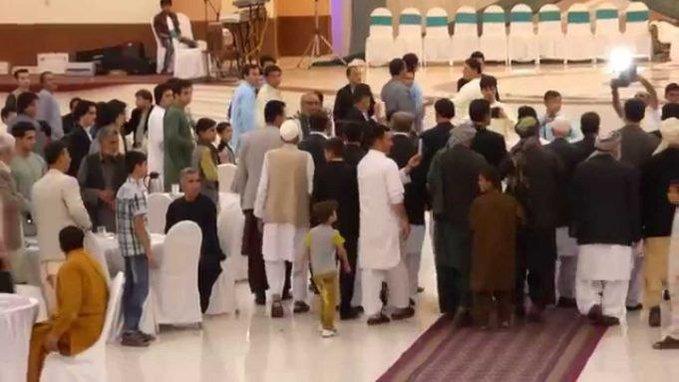 خط و نشان طالبان برای مجالس عروسی+عکس