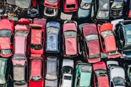 گره کور اسقاط خودروهای فرسوده