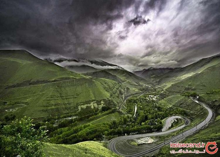 ناتر؛ تجسم عینی بهشت زمینی در مازندران / تصاویر