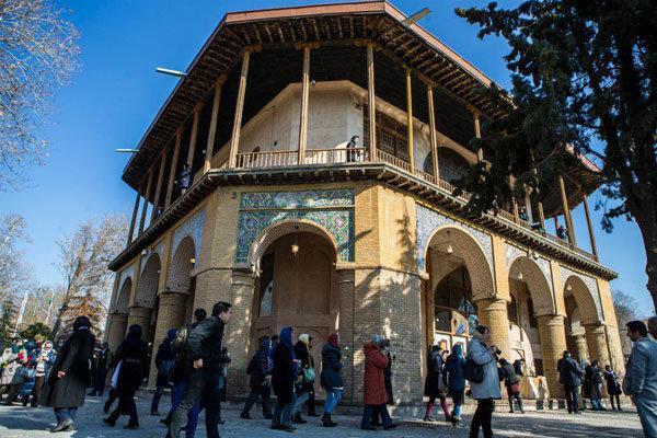 شهرهای محبوب گردشگران داخلی + جدول