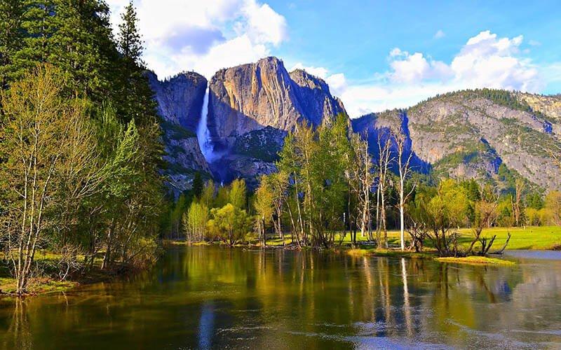 عجایب طبیعی آمریکا که هوش از سرتان میبرد + تصاویر