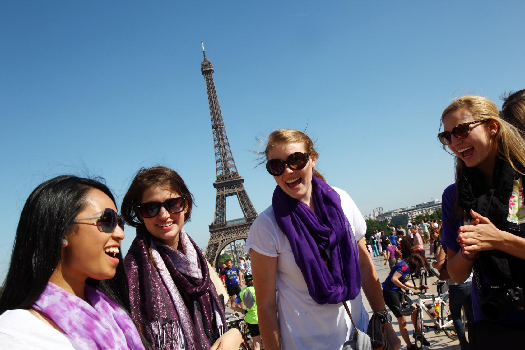 شیوع مصرف الکل میان دانش آموزان دختر فرانسوی