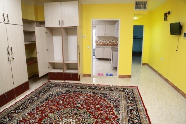 اتاق نمونه خوابگاهی در دانشگاه تهران معرفی می شود