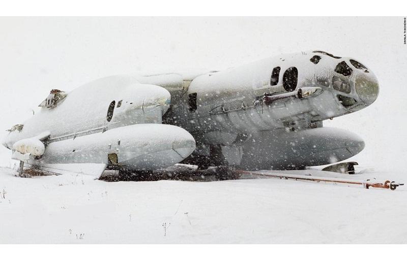 عکسهای خیرهکننده از تجهیزات رهاشده شوروی