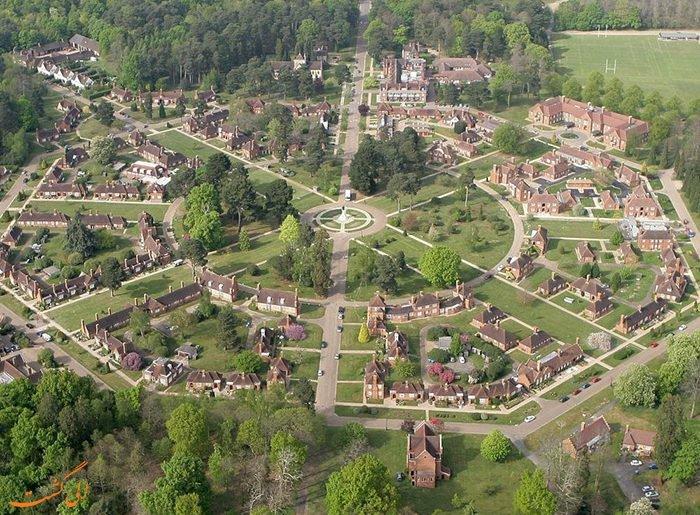 روستاهای عجیبی که فقط در بریتانیا پیدا میشوند! + تصاویر