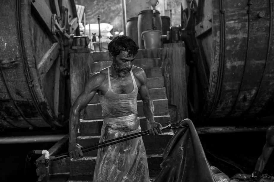پشت پرده کارخانههای تولید لباسهای ارزان قیمت در بنگلادش / تصاویر