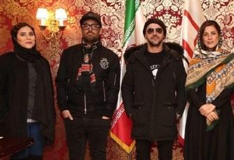 حرکات عجیب سوپراستارهای ایرانی در خارج از کشور/ عکس