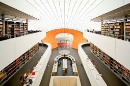 عکسهای منحصر به فرد کتابدار سوییسی از کتابخانههای جهان