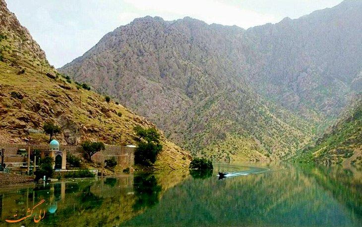 روستای هجیج؛ جاذبهای شگفتانگیز در دل کوههای کرمانشاه + تصاویر