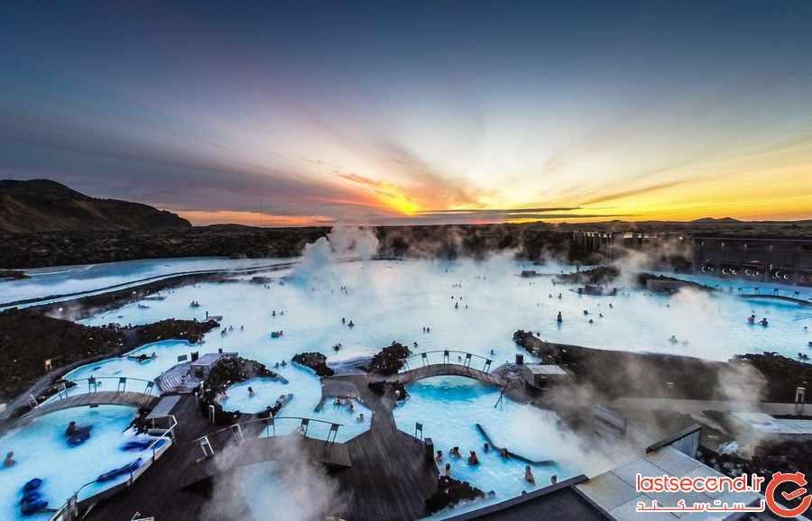 10 مورد از زیباترین عجایب طبیعی جهان / تصاویر