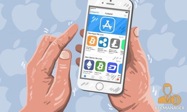 علت حذف اپلیکیشنهای استخراج ارز دیجیتالی از اپ استور