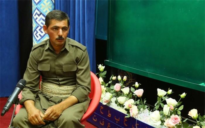 دیدار وزیر آموزش و پرورش با چوپان فداکار پیرانشهری