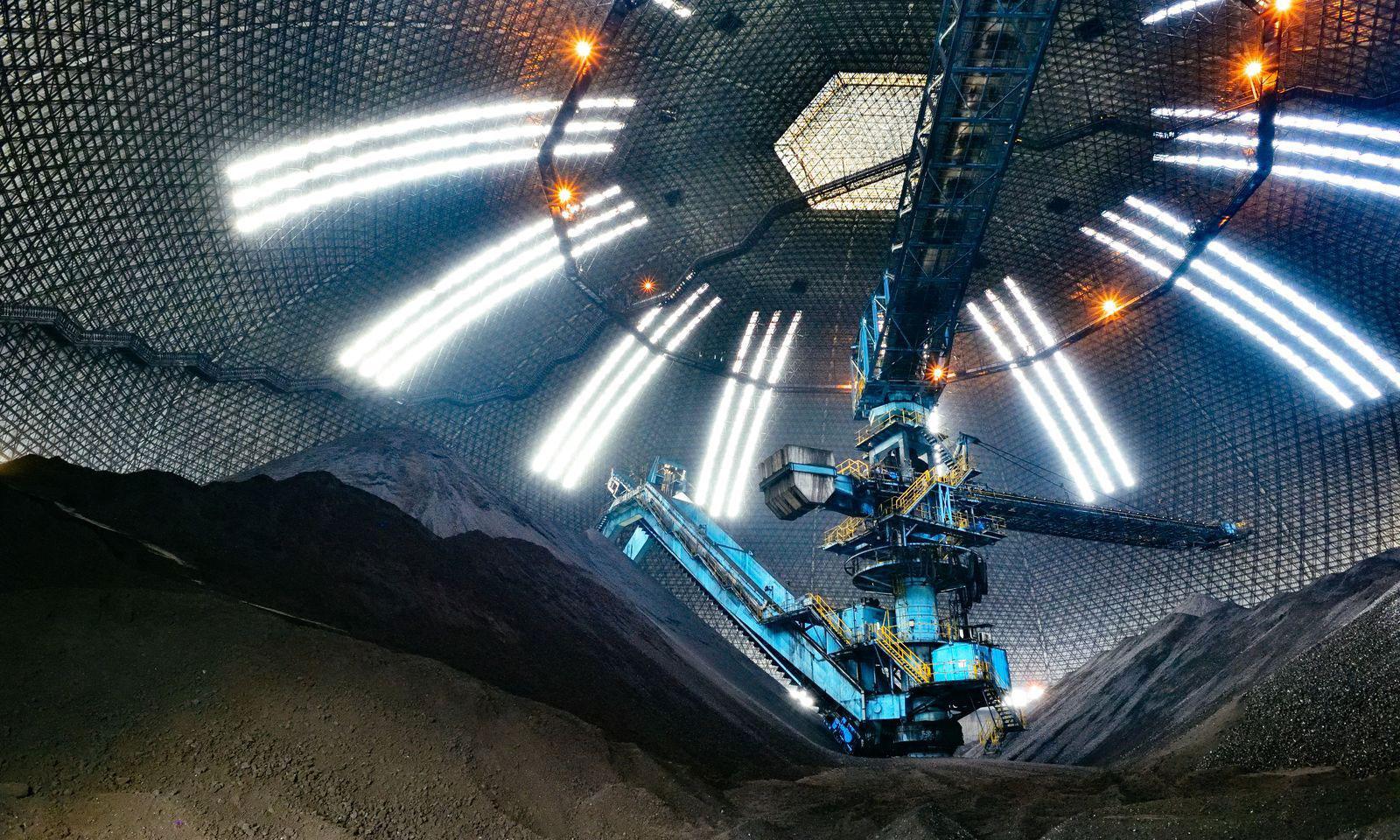 عکس روز نشنال جئوگرافیک؛ نیروگاه زغال سنگ