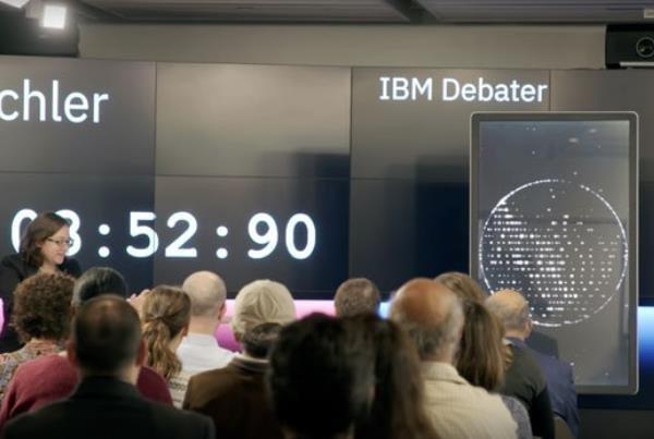 هوش مصنوعی در مناظره با انسان برنده شد