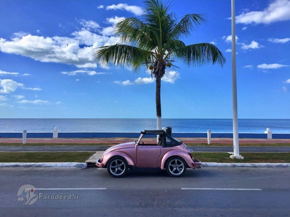 عشق پایدار مکزیک به ماشینهای کلاسیک / تصاویر