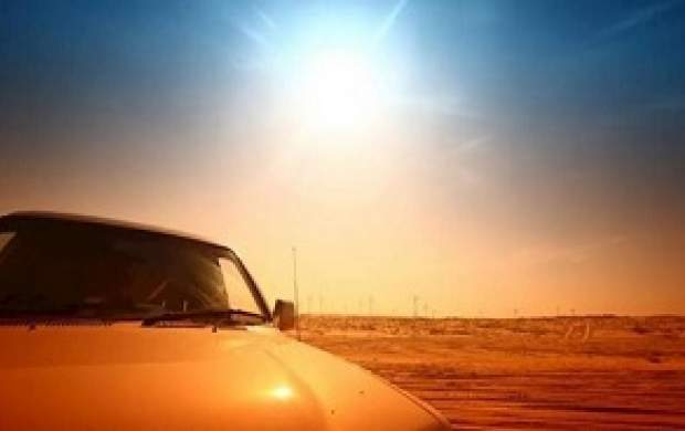 مضرات نور آفتاب برای اتومبیلتان چیست؟