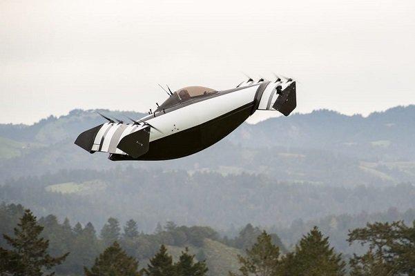 بدون گواهینامه با این تاکسی پرنده پرواز کنید +عکس