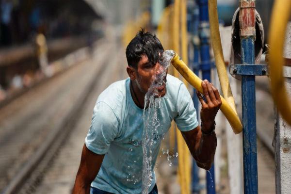 گرمای شدید ایران را در برمیگیرد
