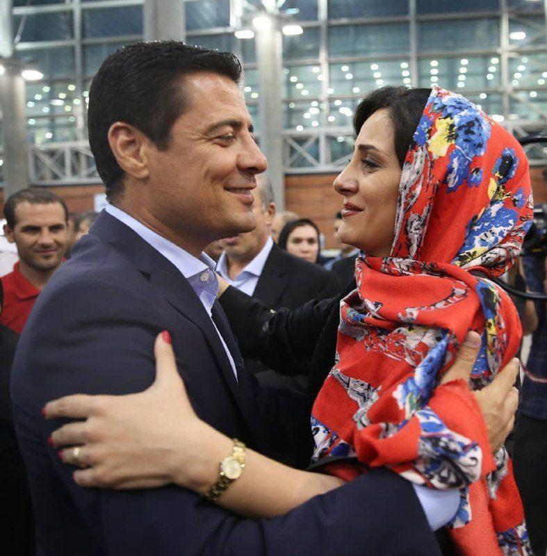 ادامه عکس های جنجالی علیرضا فغانی؛ این بار با خواهرِ همسرش!