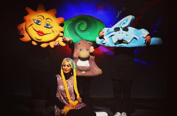 نمایش «گلبهار» ویژه کودکان به صحنه میرود