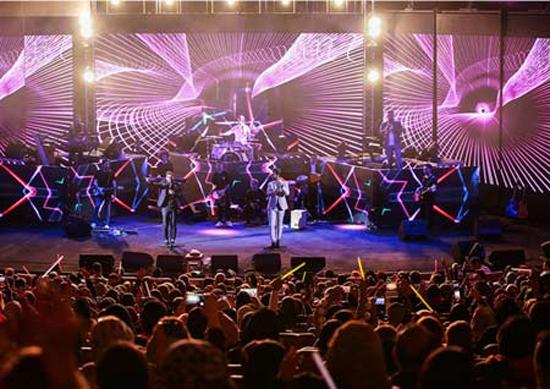 کنسرت اونور آب، پرداخت در تهران!