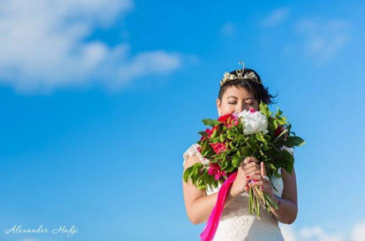 جشن ازدواج عجیب برای بازیابی اعتماد به نفس +عکس
