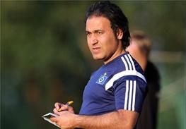 تصویری که موشک فوتبال ایران از مربی سابق پرسپولیس منتشر کرد