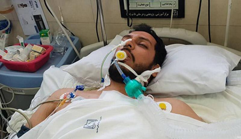 طلبه مضروب مشهدی درگذشت