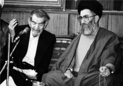 شعر منتشر نشده از استاد شهریار درباره رهبر انقلاب
