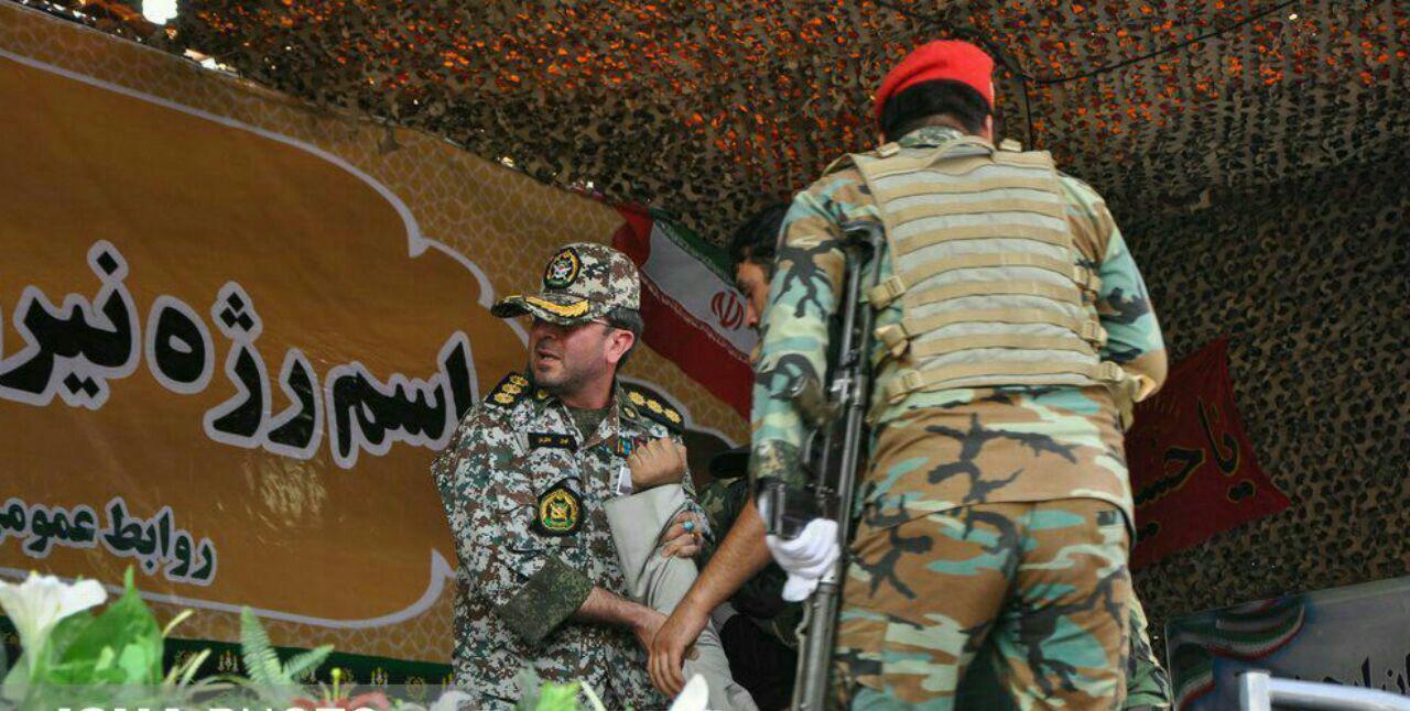 حفاظت ویژه از مسئولان در  زمان عملیات تروریستی +عکس