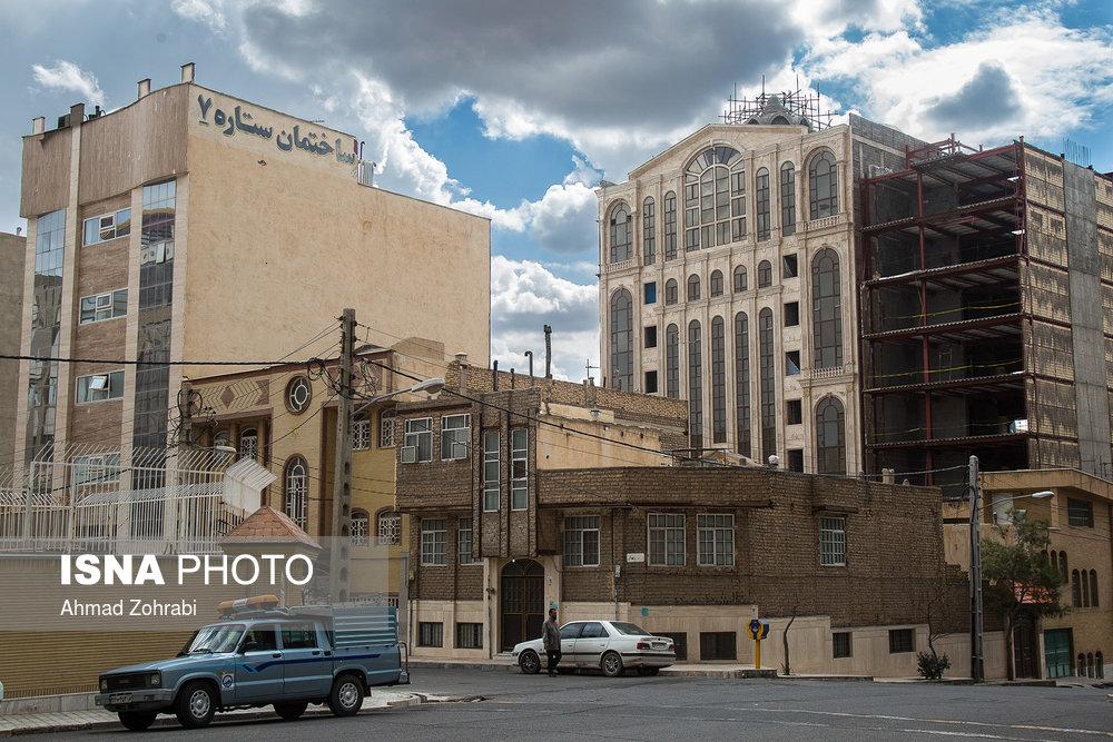 عکس: سندروم کاخ نشینی به شهر قم رسید!
