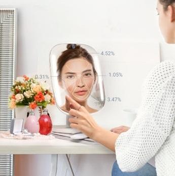 آینهای که عیبهای صورتتان را پیدا میکند