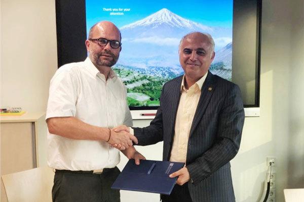 دانشگاه علوم پزشکی تهران با یک دانشگاه آلمانی همکاری می کند