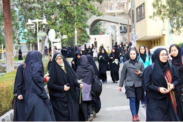 دانشگاه الزهرا درباره تصرف املاک اطراف دانشگاه توضیحاتی را ارائه داد