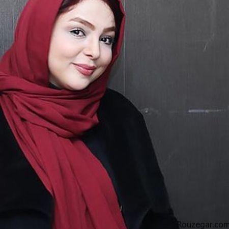 انتقاد مجری زن از عزتالله ضرغامی +عکس